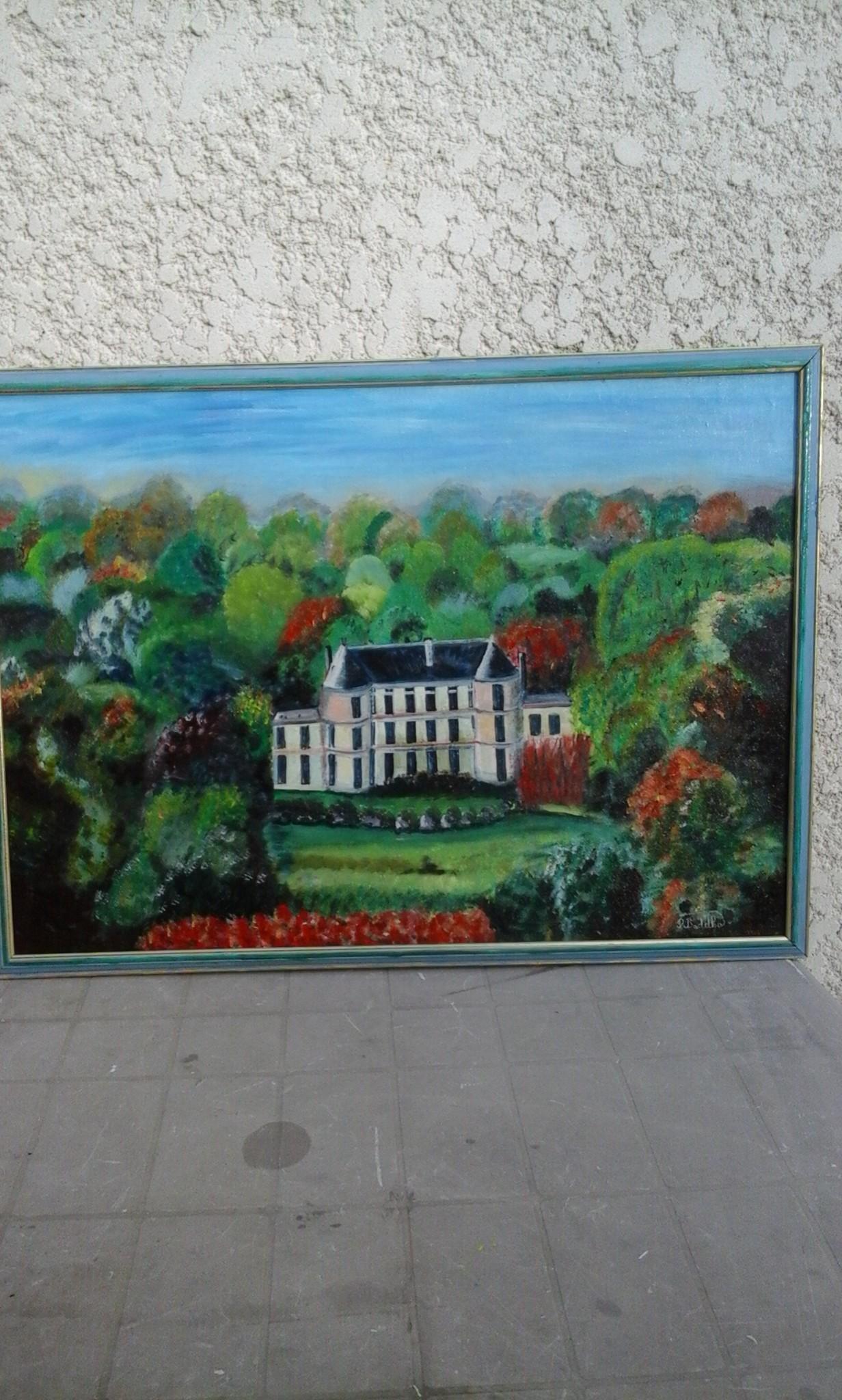 le chateau de mereville